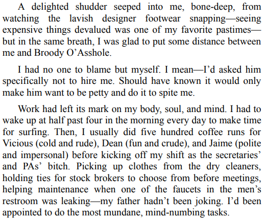 Scandalous by L.J. Shen