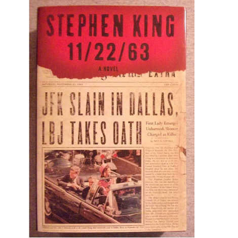11-22-63 by Stephen King