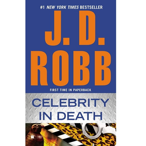 Celebrity in Death by J D Robb
