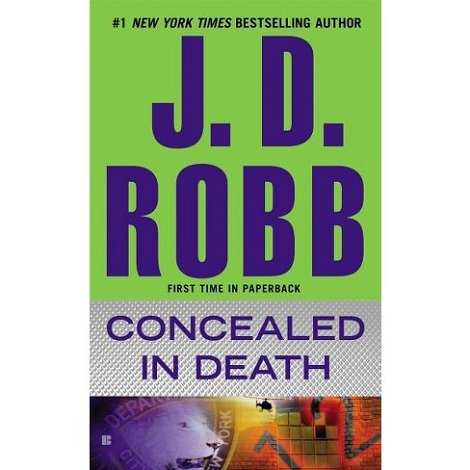 Concealed in Death by J D Robb