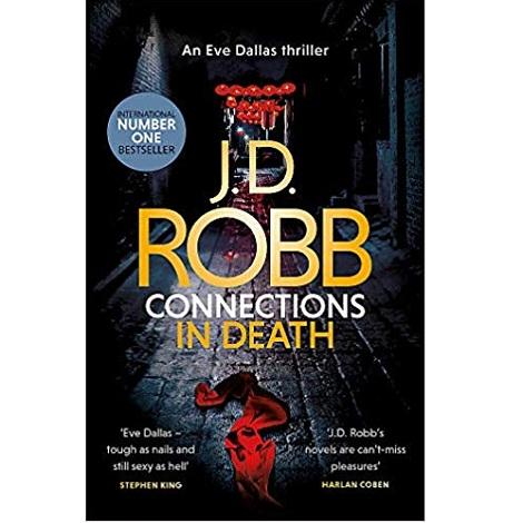 Connections in Death by J D Robb