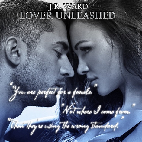 Lover Unleashed by J R Ward