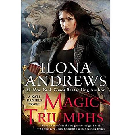Magic Triumphs by Ilona Andrews