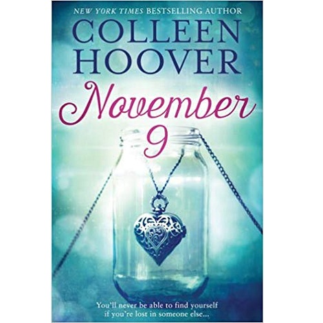 November 9 by Colleen Hoover