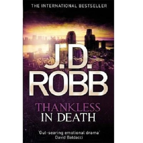 Thankless in Death by J D Robb
