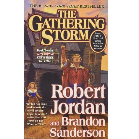 The Gathering Storm by Brandon Sanderson