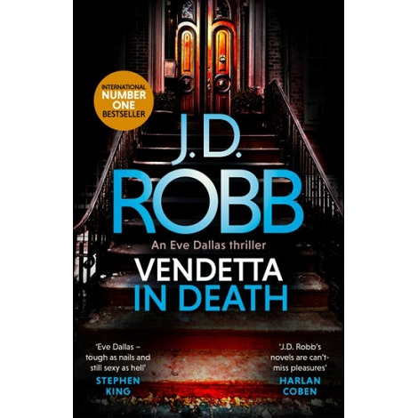 Vendetta in Death by J D Robb