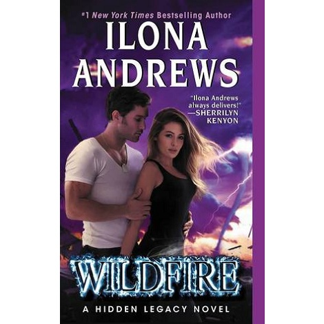 Wildfire by Ilona Andrews