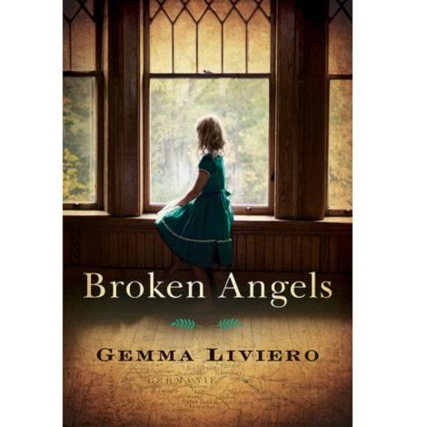 Broken Angels by Gemma Liviero