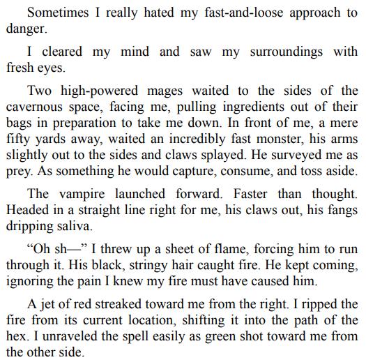 Fused in Fire by K F Breene