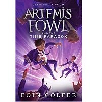 Time Paradox by Eoin Colfer book 6