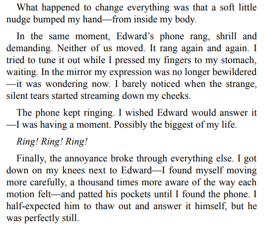 Breaking Dawn by Stephenie Meyer