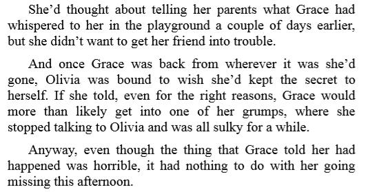 Finding Grace by K.L. Slater