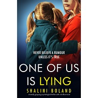 One of Us Is Lying by Shalini Boland