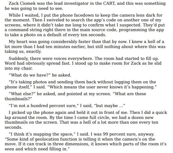 1st Case by James Patterson PDF