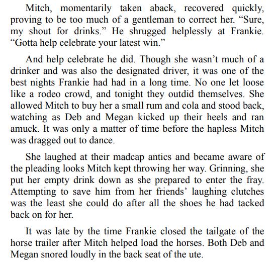 A Cowgirl's Love by Edith MacKenzie PDF