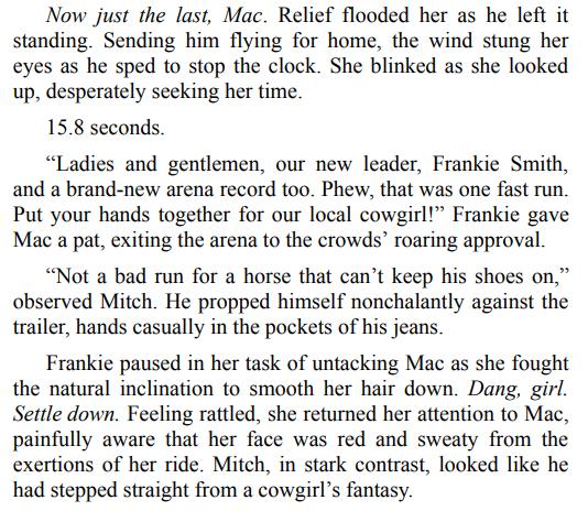 A Cowgirl's Love by Edith MacKenzie epub