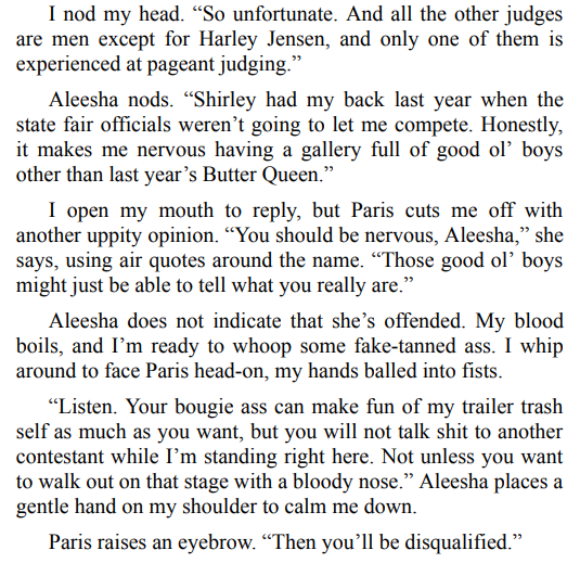 Butter Queen by Abby Knox PDF