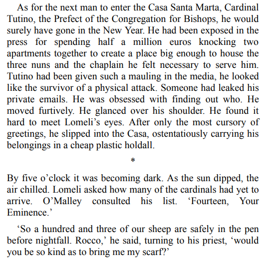 Conclave by Robert Harris EPUB