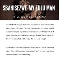 Sbanisezwe My Zulu Man by Nomcebo Myeni PDF