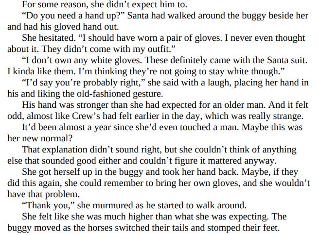 Dreaming of Her Secret Santa's Kiss by Jessie Gussman PDF