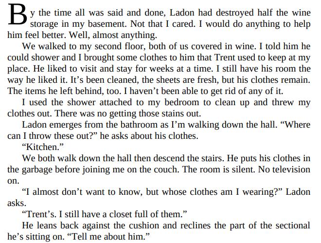 Ladon's Desire by Michelle Dare PDF