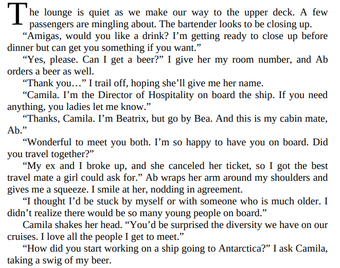 Love in the Antarctic by Emily Silver PDF