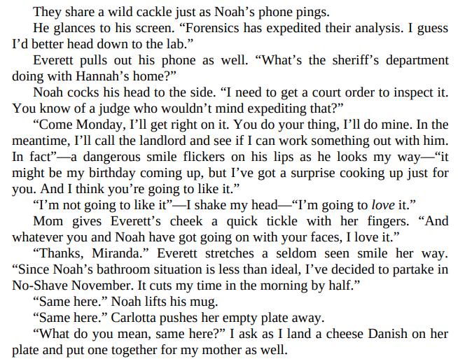 Pecan Pie Predicament by Addison Moore PDF