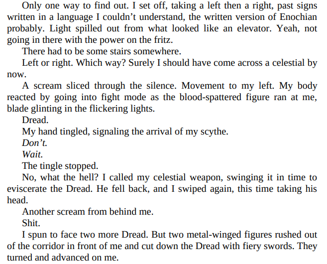 Reaper Unhinged by Debbie Cassidy epub