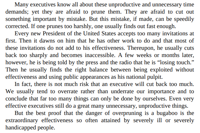The Effective Executive by Peter F. Drucker EPUB