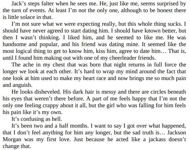The Stand-In Boyfriend by Anna B. Doe PDF