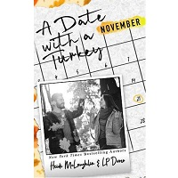 A Date with a Turkey by L.P. Dover