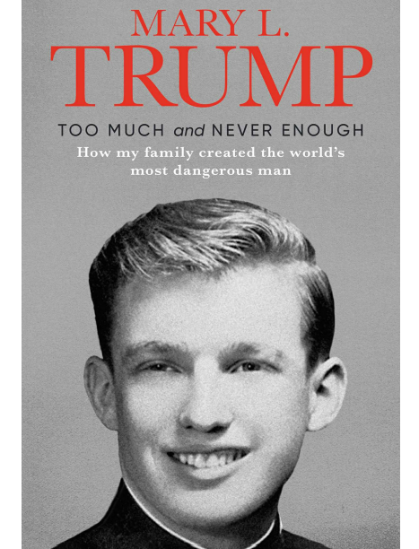 Too Much and Never Enough by Mary L. Trump EPUB