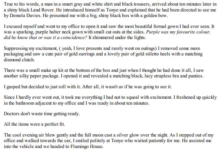 Damilola's Diary by Evergreen Ebony PDF