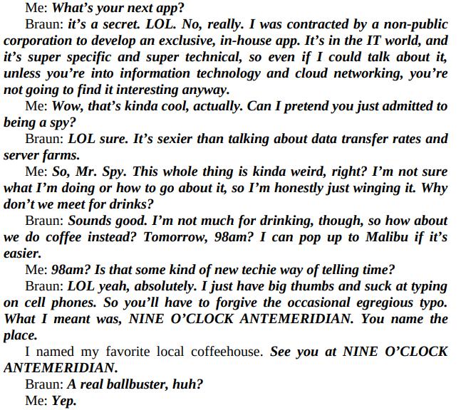 Lizzy Goes Brains Over Braun by Jasinda Wilder PDF