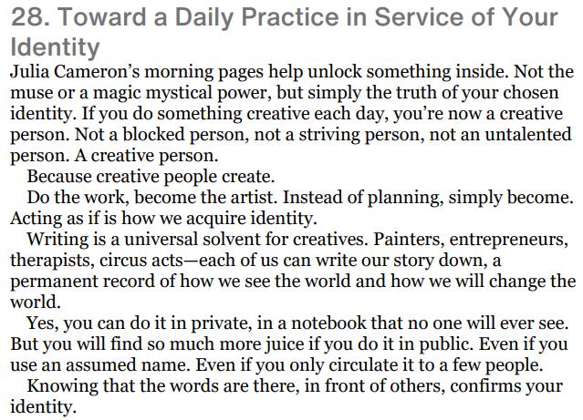 The Practice by Seth Godin EPUB