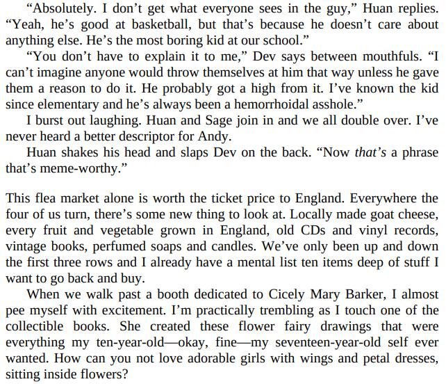 Hot British Boyfriend by Kristy Boyce PDF