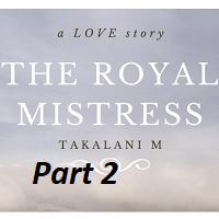 THE ROYAL MISTRESS 2