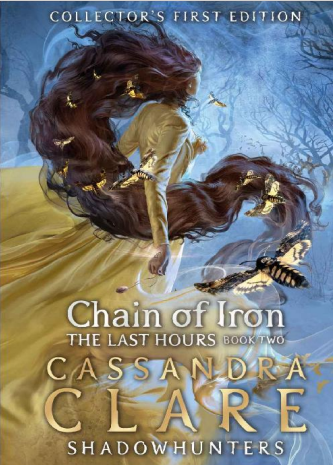 Chain of Iron by Cassandra Clare EPUB