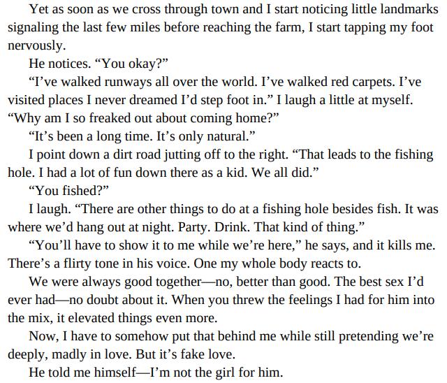 Fake Love by Jillian Dodd PDF