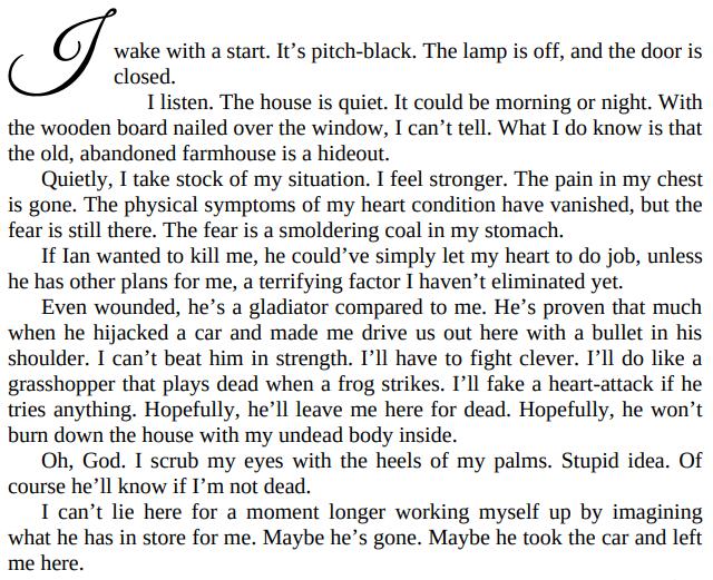 Stolen Lust by Charmaine Pauls PDF
