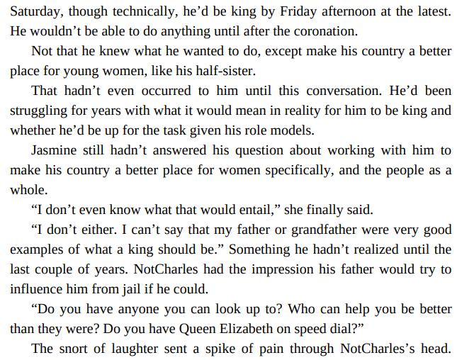 The Heart of the King by Carol Moncado PDF