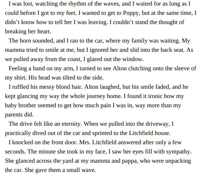 A Thousand Boy Kisses by Tillie Cole PDF