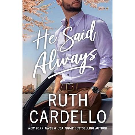 He Said Always by Ruth Cardello epub