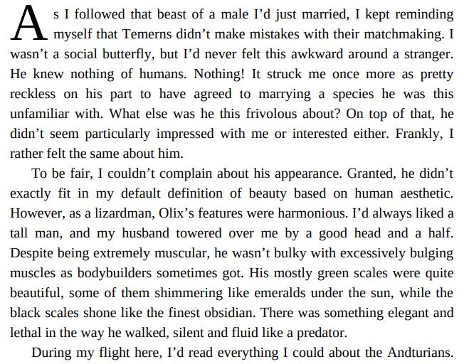 I Married A Lizardman by Regine Abel PDF
