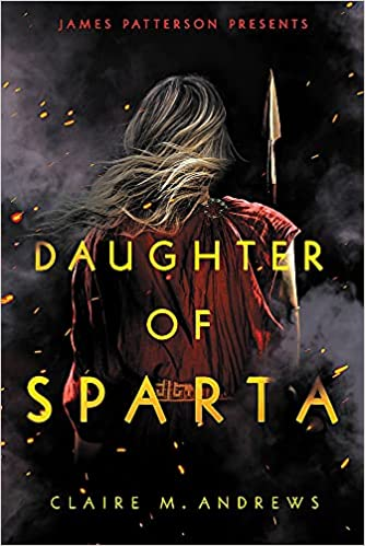 Daughter of Sparta by Claire Andrews epub