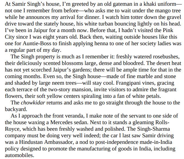 The Secret Keeper of Jaipur by Alka Joshi PDF