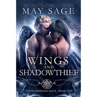 Wings and Shadowthief by May Sage