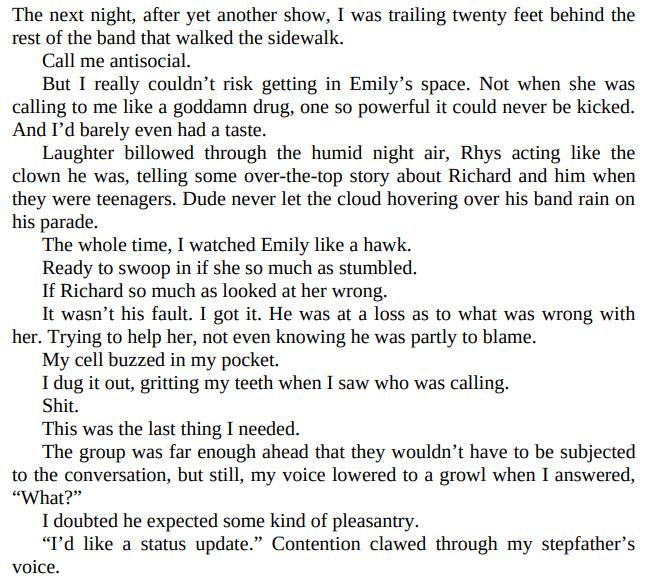 Catch Me When I Fall by A.L. Jackson PDF