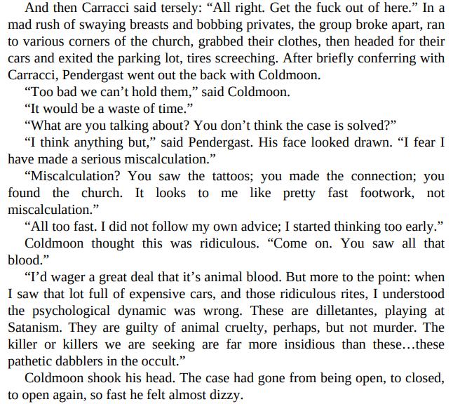 Bloodless by Douglas Preston PDF